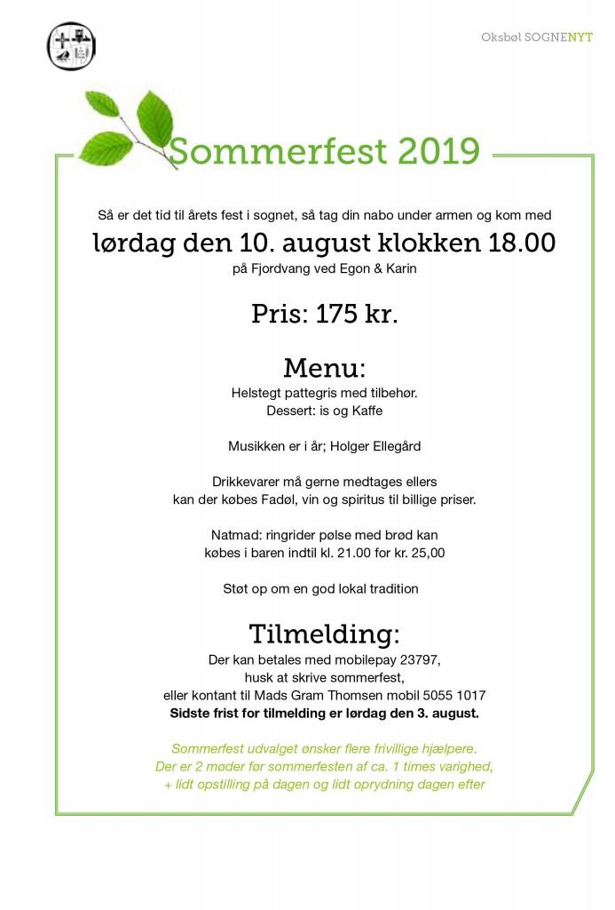 Sommerfest19